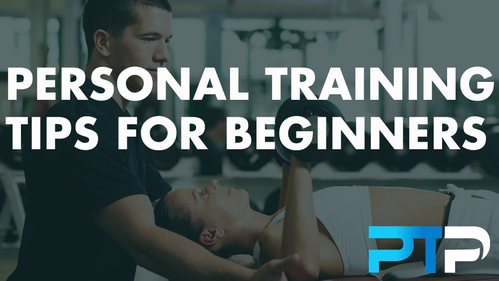 Personal Training Tips for Beginners