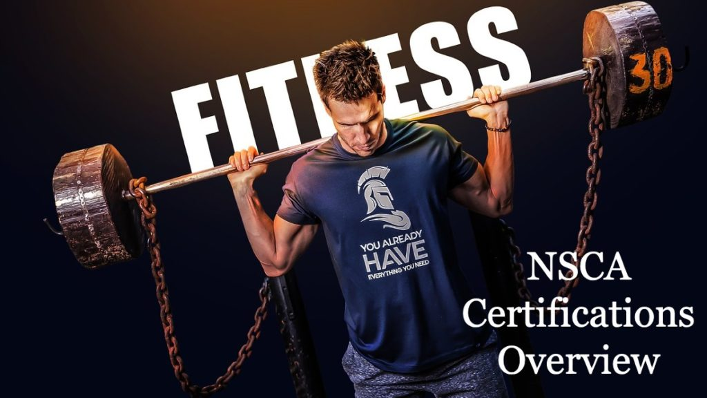 NSCA Certifications Overview