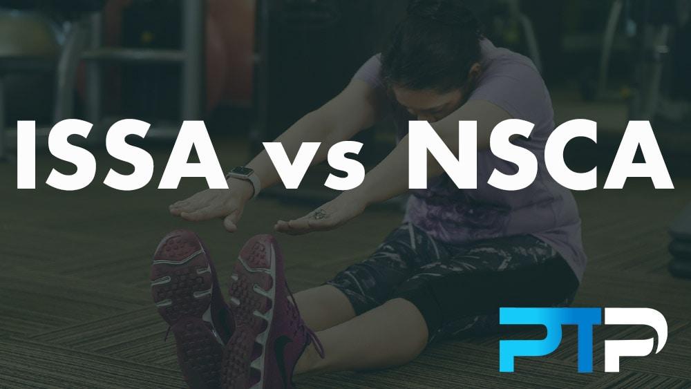 ISSA vs NSCA
