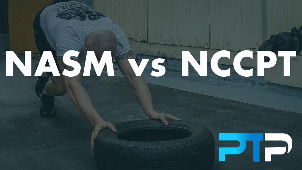 NASM vs NCCPT