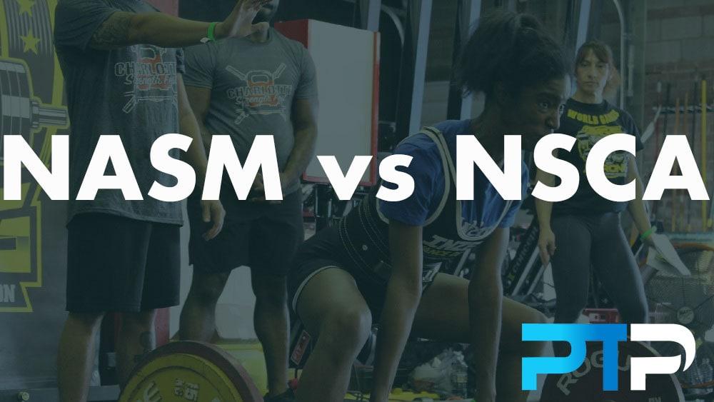 NASM vs NSCA