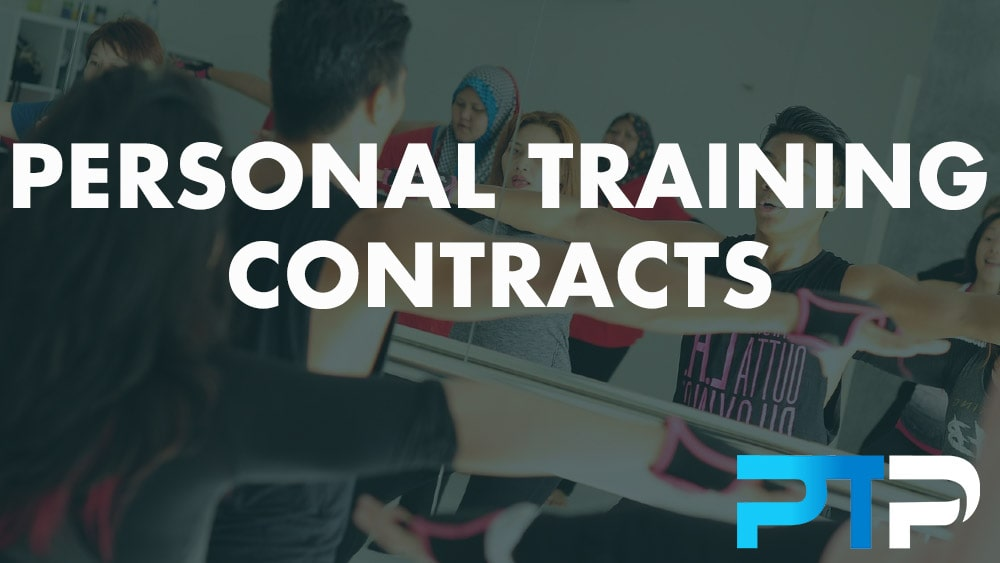 Personal Training Contracts