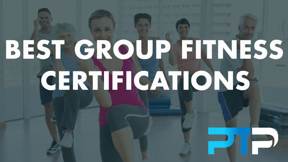 Best Group Fitness Certifications