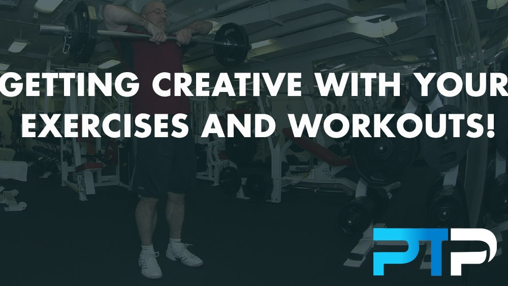 Getting creative with your workouts