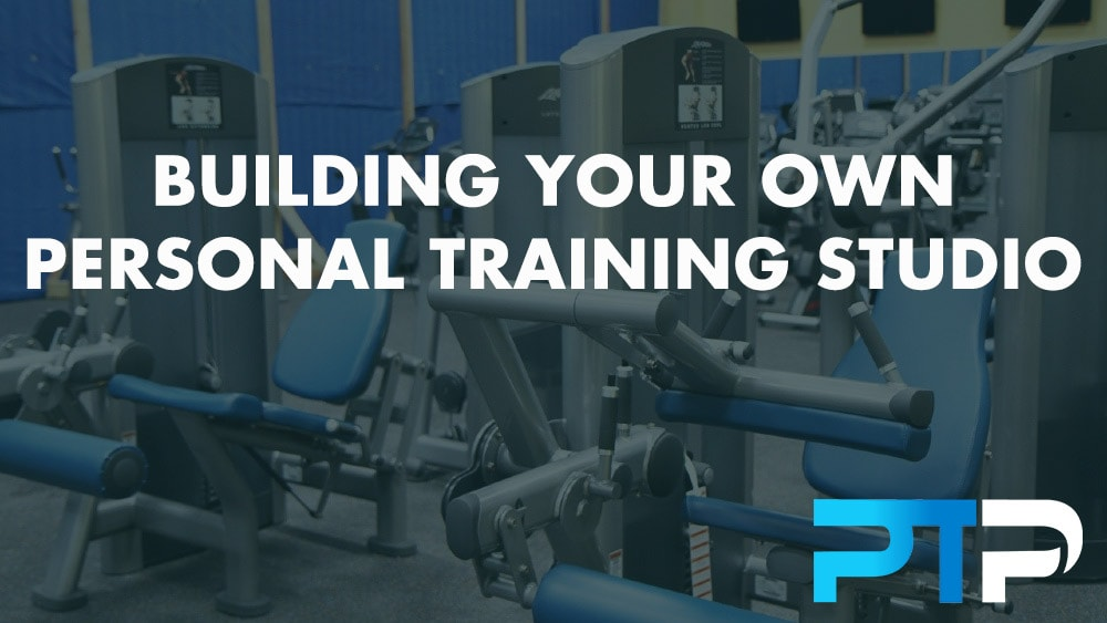 Building your own personal training studio
