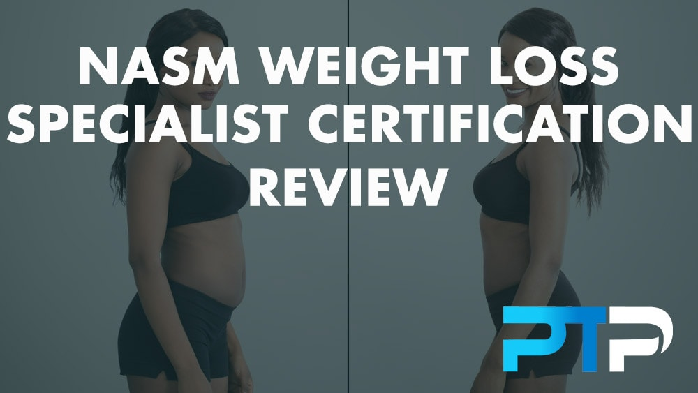 NASM Weight Loss Specialist Certification Review 1