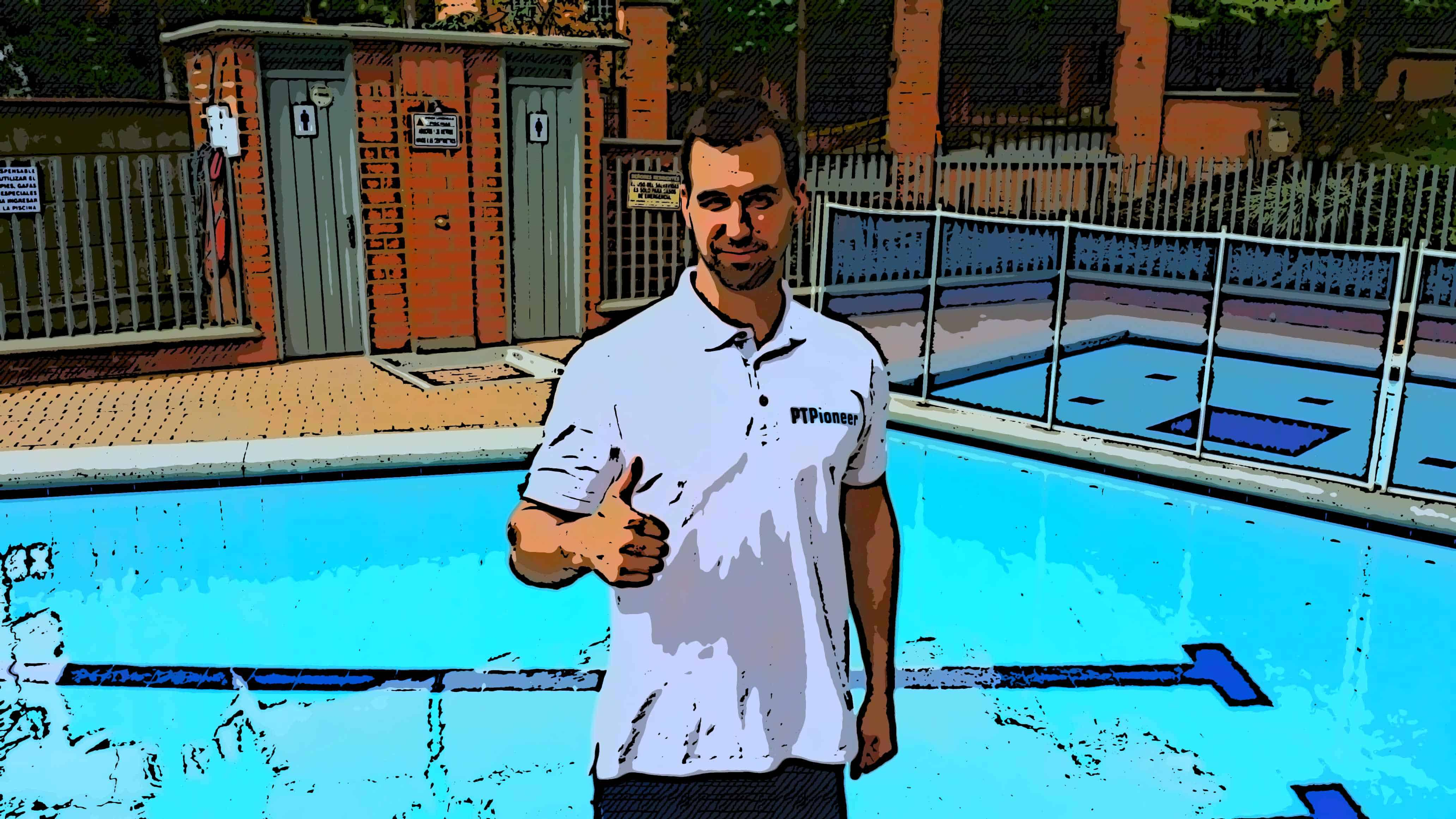 Water aerobics certification lets get splashing ptpioneer me teaching water aerobics 1betcityfo Image collections