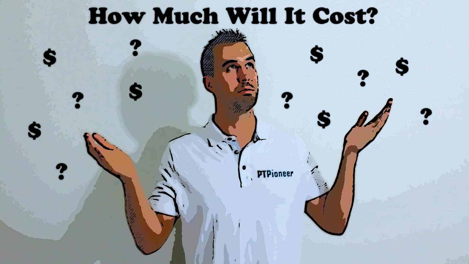 How much does training insurance cost?