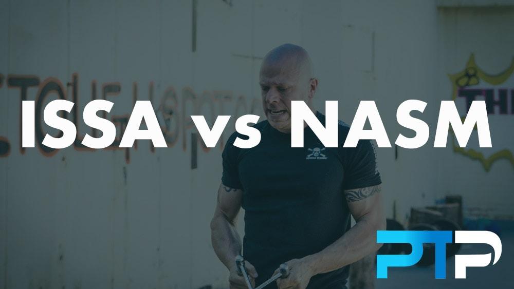 ISSA vs NASM