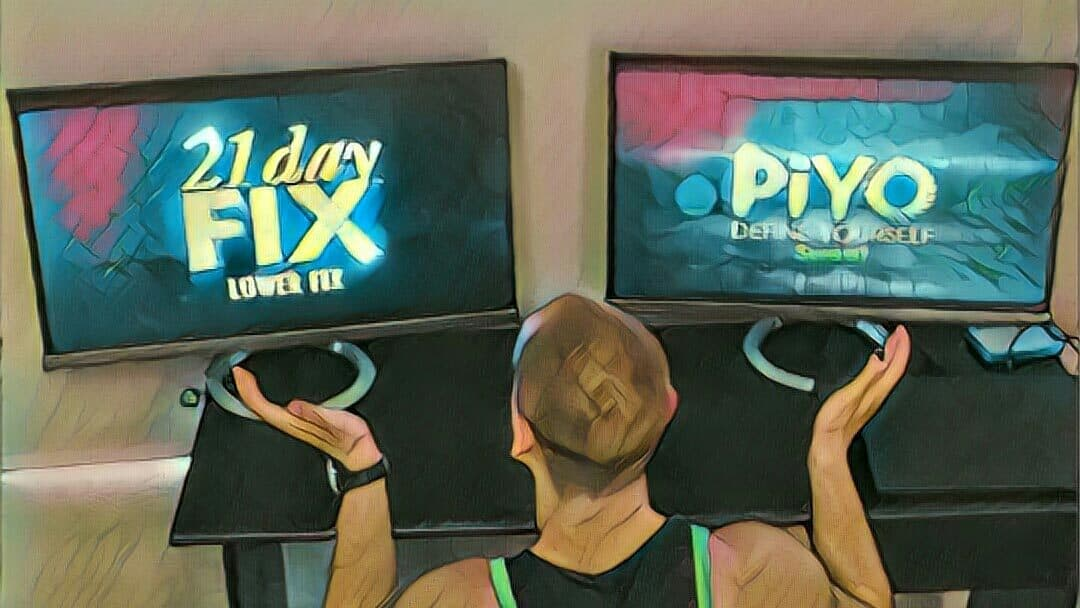 21 Day Fix vs PiYo – Which is better for you?