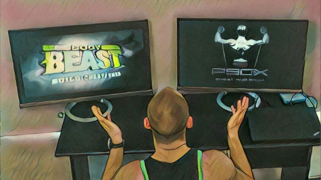 Body Beast vs p90x
