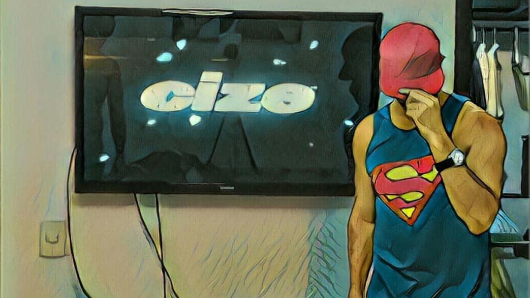me doing cize