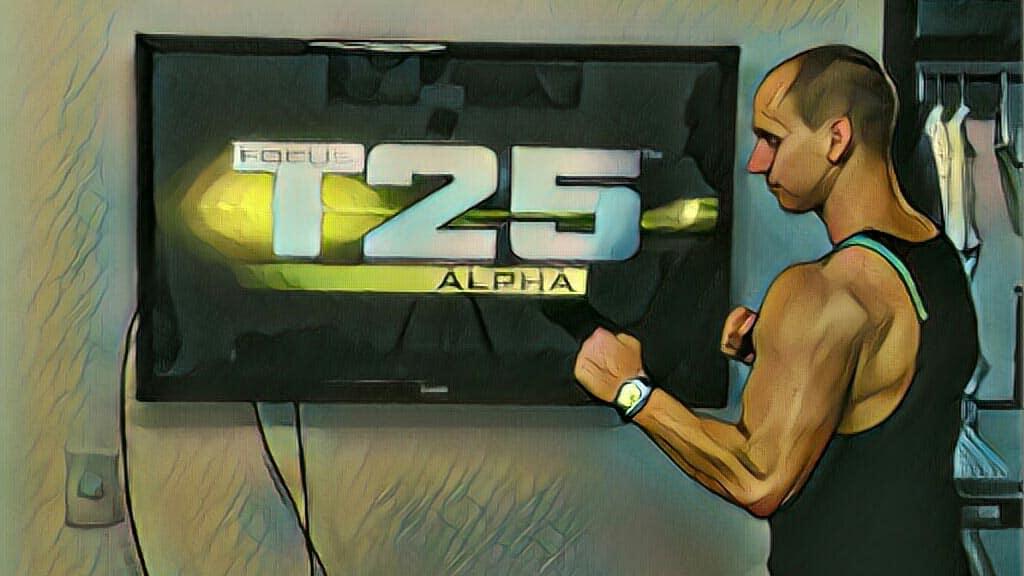 ben boxing t25