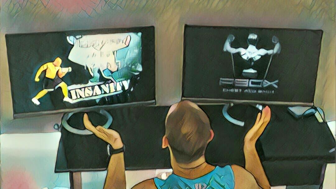 P90X vs Insanity