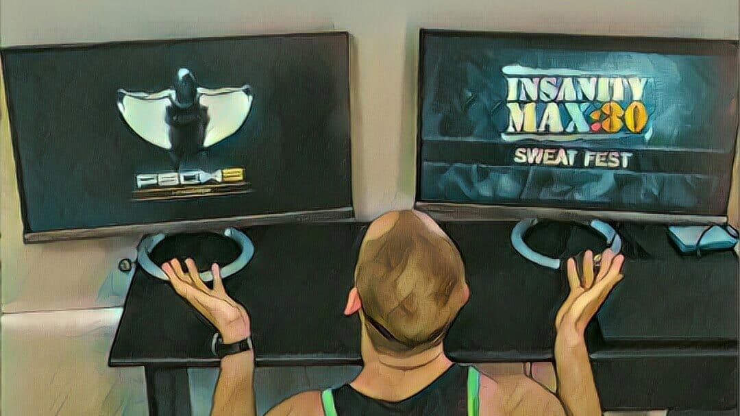 Insanity Max 30 vs P90x3 – Battle of 30 Minutes!