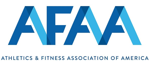 Aerobics and fitness Association of America or AFAA