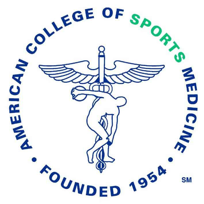 American College of sports medicine or ACSM