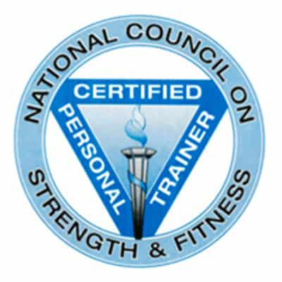 National Council on strength and fitness or NCSF