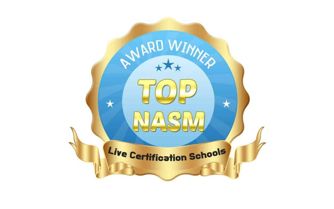 Top NASM Certification Live Courses