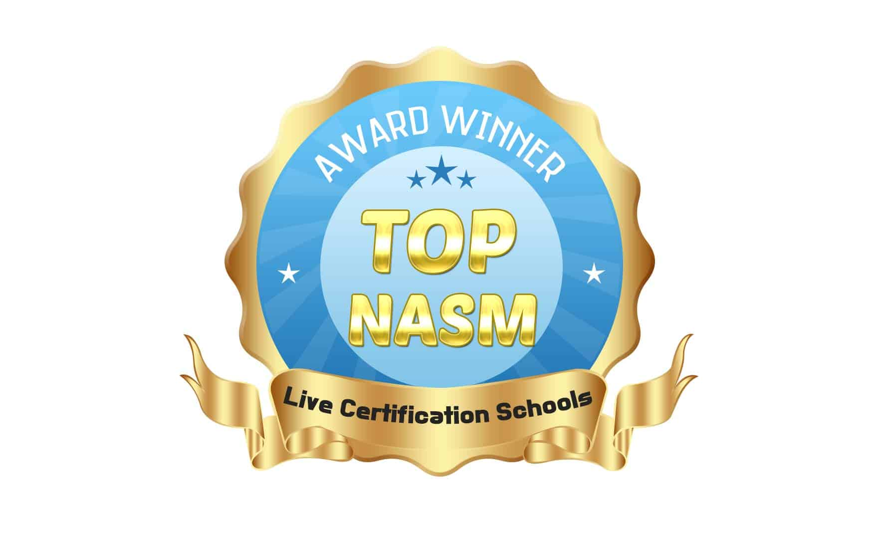 Top nasm certification live courses ptpioneer 1betcityfo Choice Image
