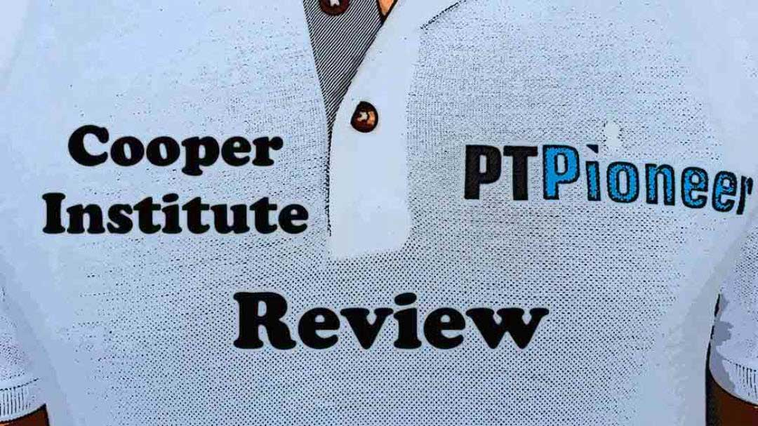 Cooper Institute Personal Trainer Certification Review