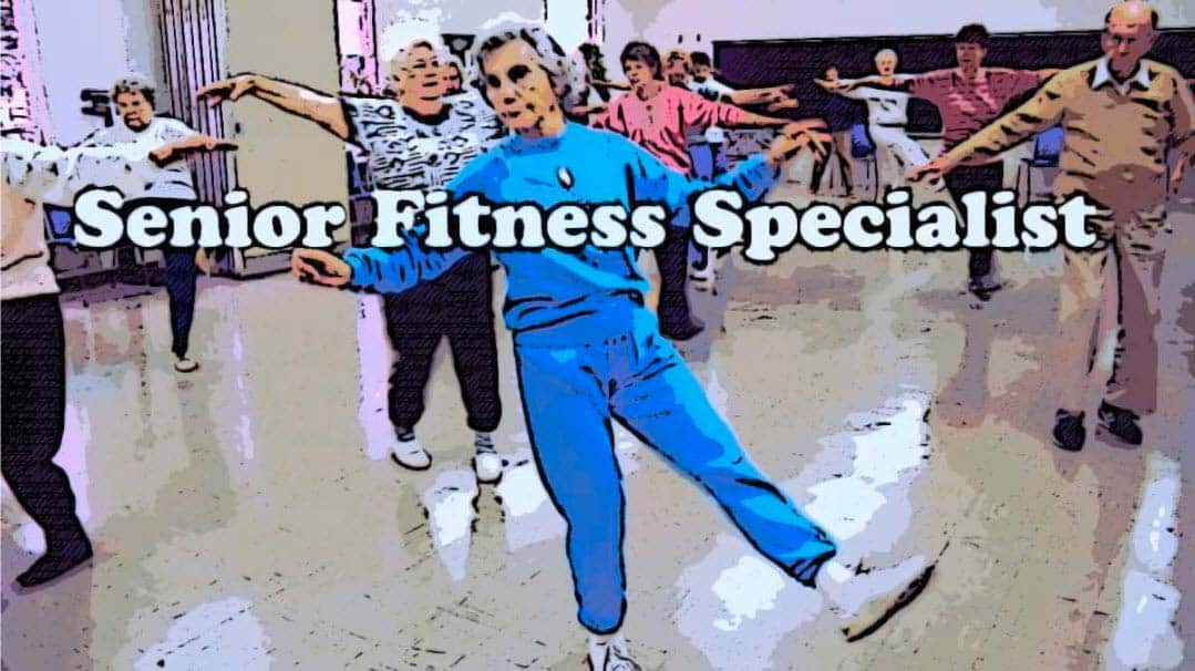 NASM Senior fitness specialist
