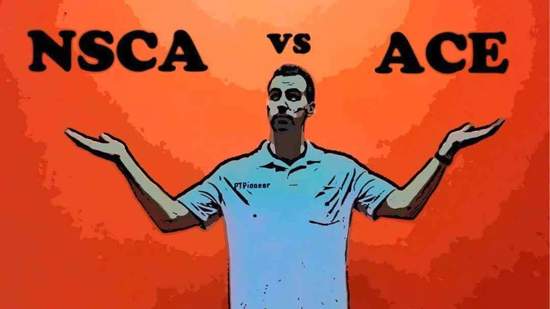 ACE vs NSCA