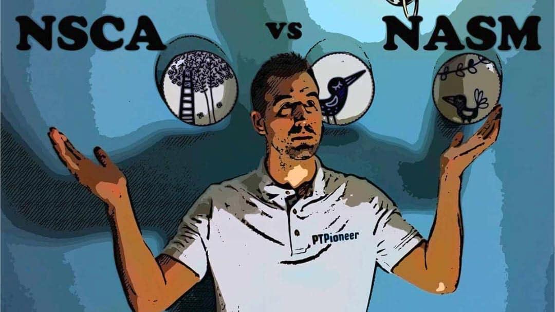 NSCA vs NASM