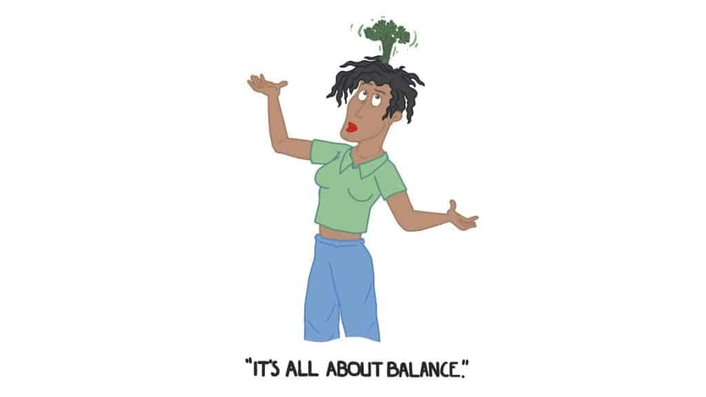 Its all about balance