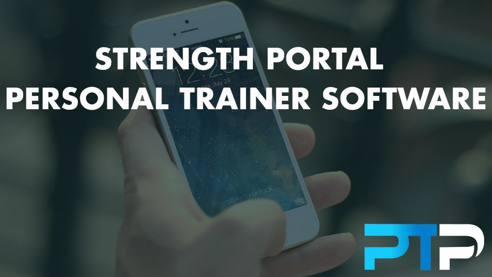 Strength portal personal trainer software