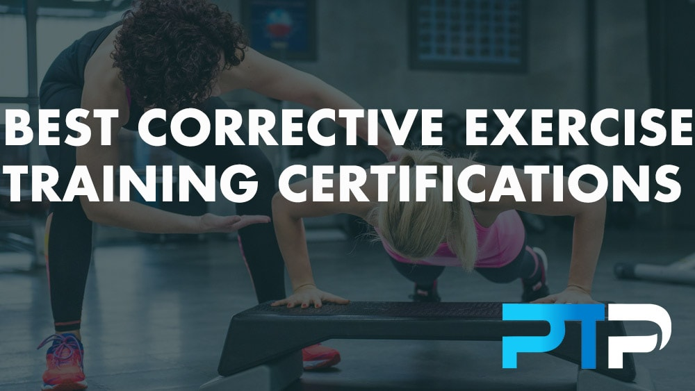 Best Corrective Exercise Training certification new