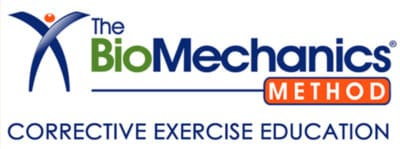 ACE (biomechanics method) corrective exercise specialist certification