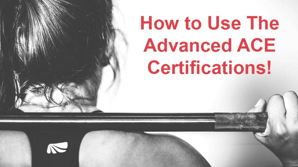 ACE Certifications Reviews - Advanced Certifications Comparison 1