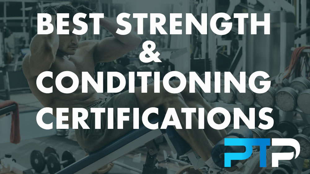 Best Strength and Conditioning Certification new