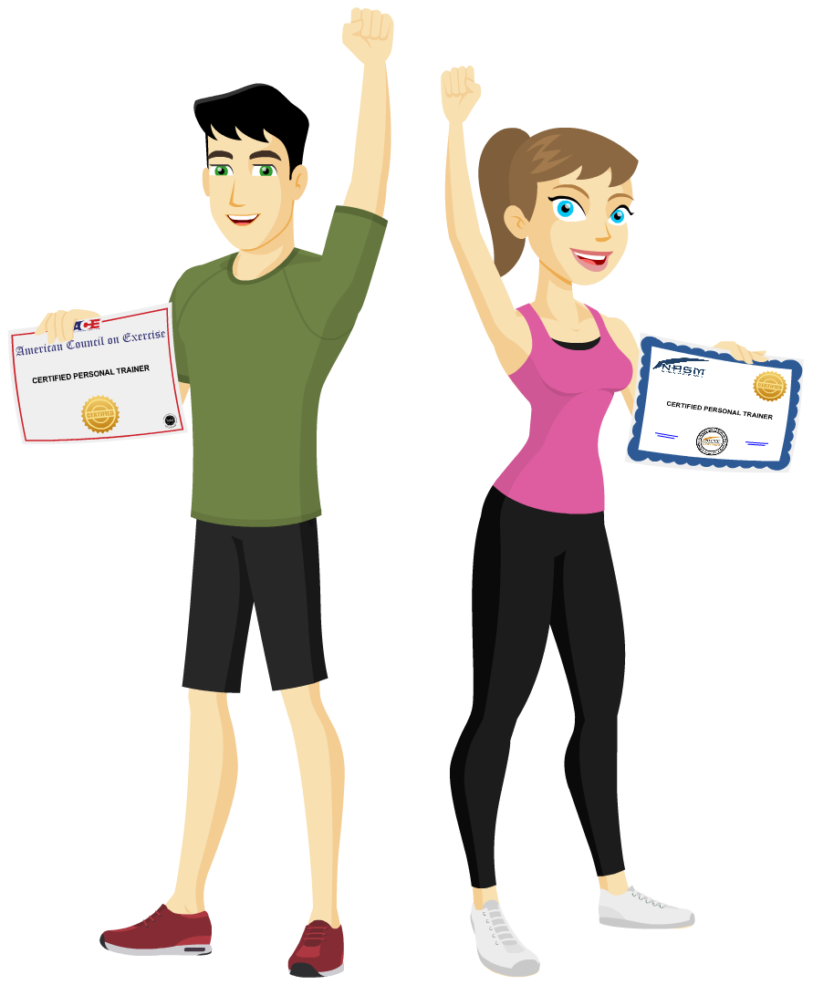 Best Personal Trainer Certification Programs 2018 And My 1 Pick