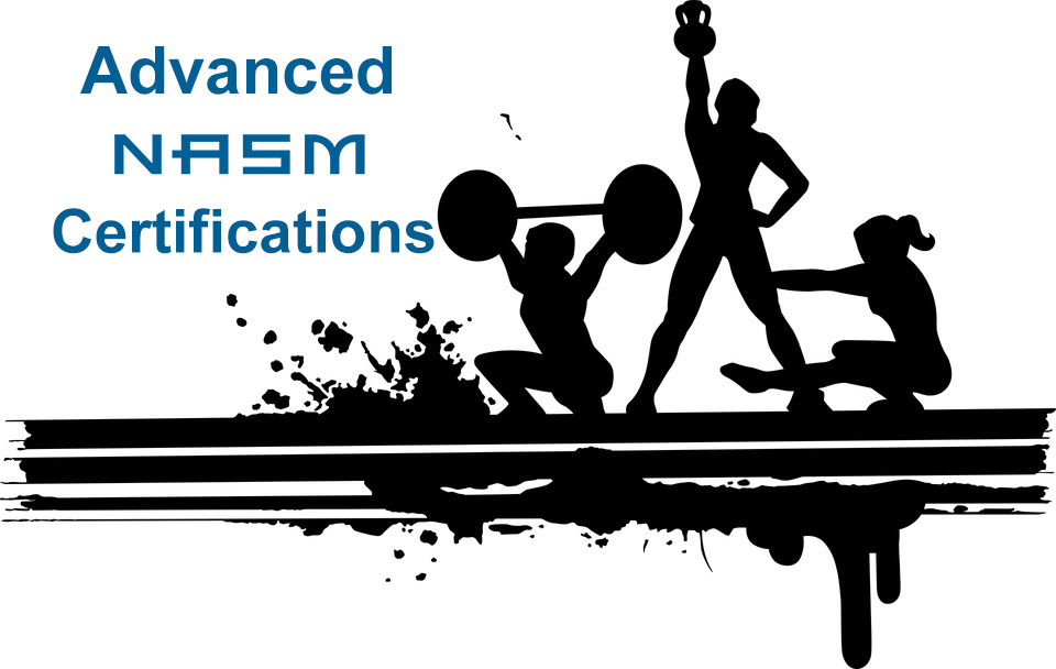 Best NASM certifications - Nasm Specializations (PES, CES, WLS, FNS)