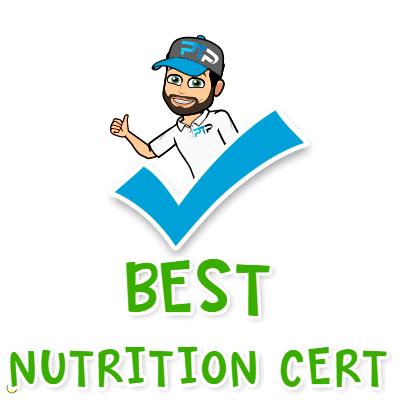 Best Nutrition Cert
