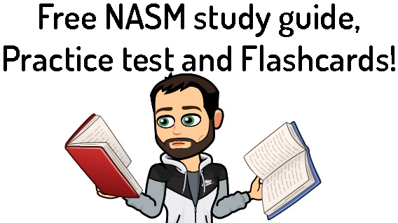 FREE NASM Practice Test, NASM Study Guide + Flashcards (Updated 2018)