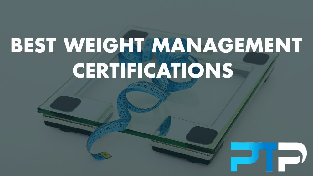 Best weight management certifications