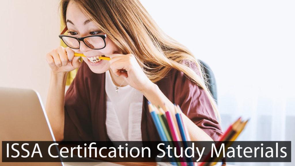 ISSA study materials