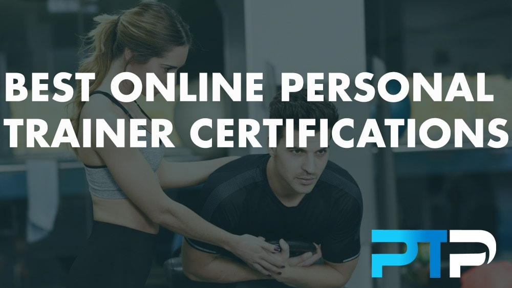 Best Online Personal Trainer Certifications 1