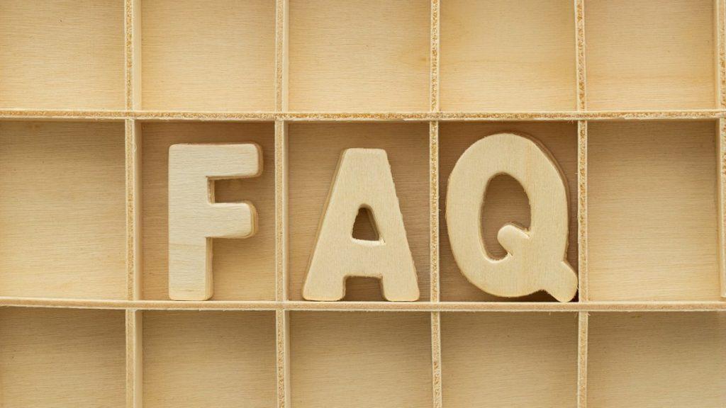 ACSM FAQ