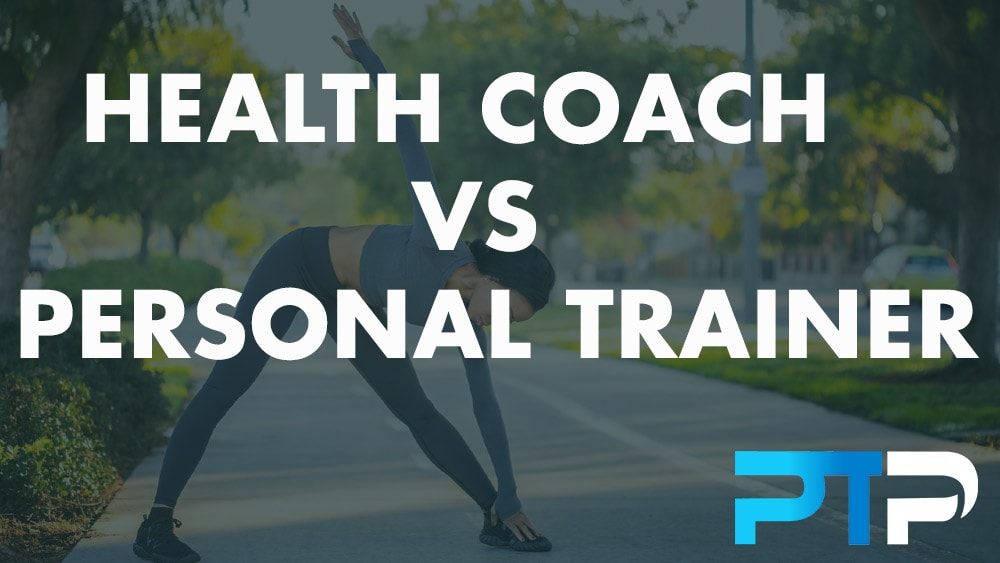 Health Coach vs Personal Trainer