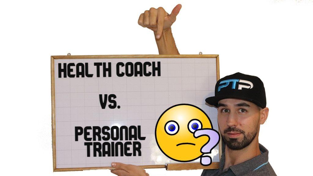 Health Coach vs. Personal Trainer
