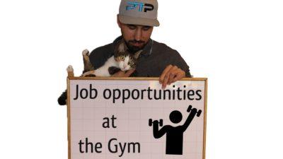 gym jobs