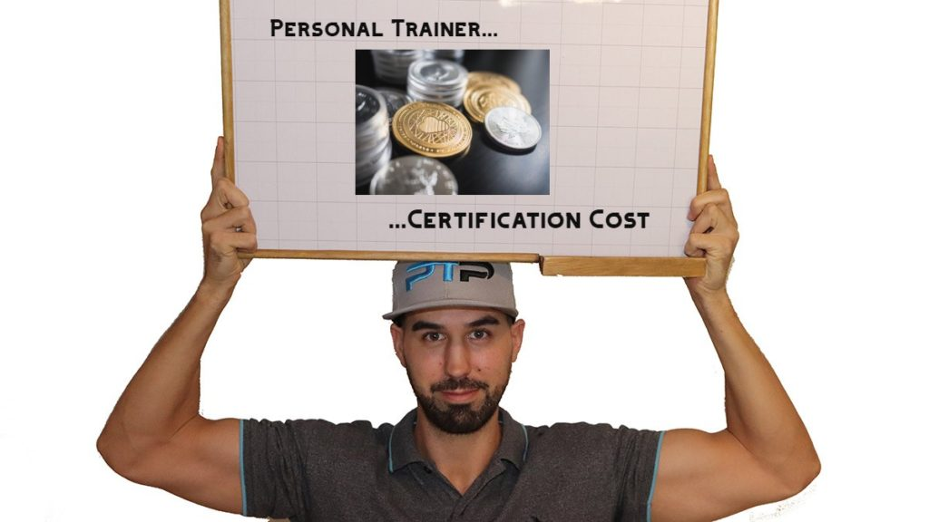 Personal Trainer Certification Cost
