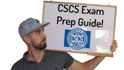 CSCS Exam Prep