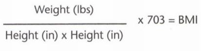 ISSA Unit 11 - Body composition 1