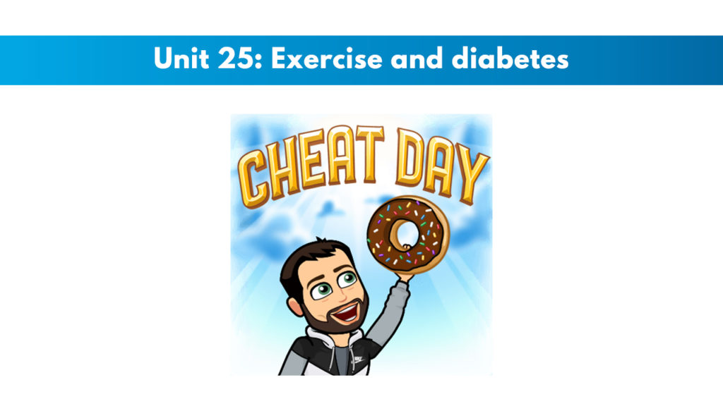 ISSA Unit 25 - Exercise and diabetes