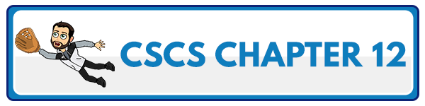 CSCS Chapter 13: Administration, Scoring, and Interpretation of Selected Tests 2